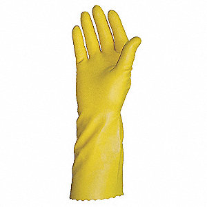 Chemical Resistant Gloves,L,PR
