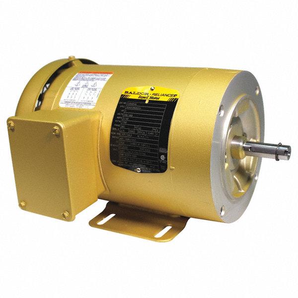Baldor Electric 1 Hp General Purpose Motor 3 Phase 1760