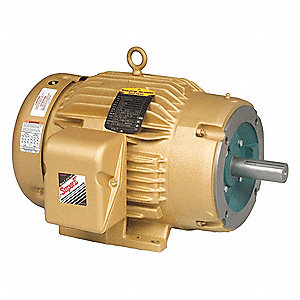 Motor,3-Ph,TEFC,7-1/2 HP,1770 RPM,213TC