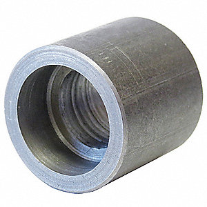 "Half Coupling, Socket Weld, 3/4"" Pipe Size - Pipe Fitting"