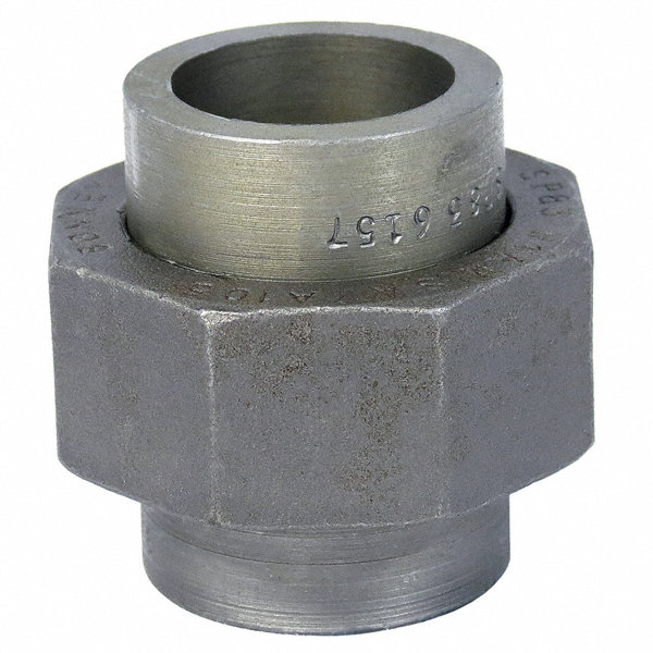 Anvil union socket weld quot pipe size fitting