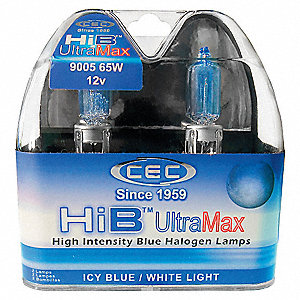 65 Watts T4 Clear Halogen Lamp, 1700 Lumens, 1PR