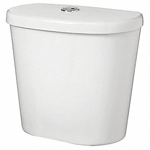 Toilet Tank,Dual Flush,Floor,White