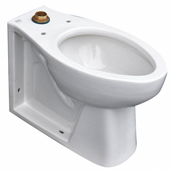 American Standard Toilet Bowl Floor With Back Outlet