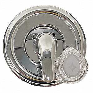 Chrome Tub/Shower Trim Kit for Moen in Chrome Shower Trim Parts, For Use With Tub/Shower