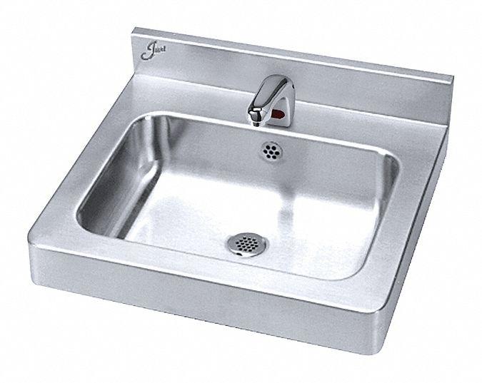 Bathroom sink usa Just ss sinks