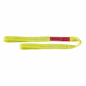 SLING POLY WEB EE 1IN X4FT 2P FL