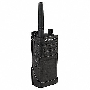 UHF No Display Portable Two Way Radio, Number of Channels 4