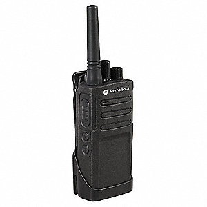 UHF No Display Portable Two Way Radio, Number of Channels 8