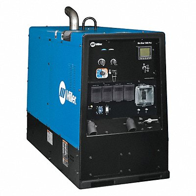 29WJ66 - Engine Driven Welder Big Blue 500 Pro
