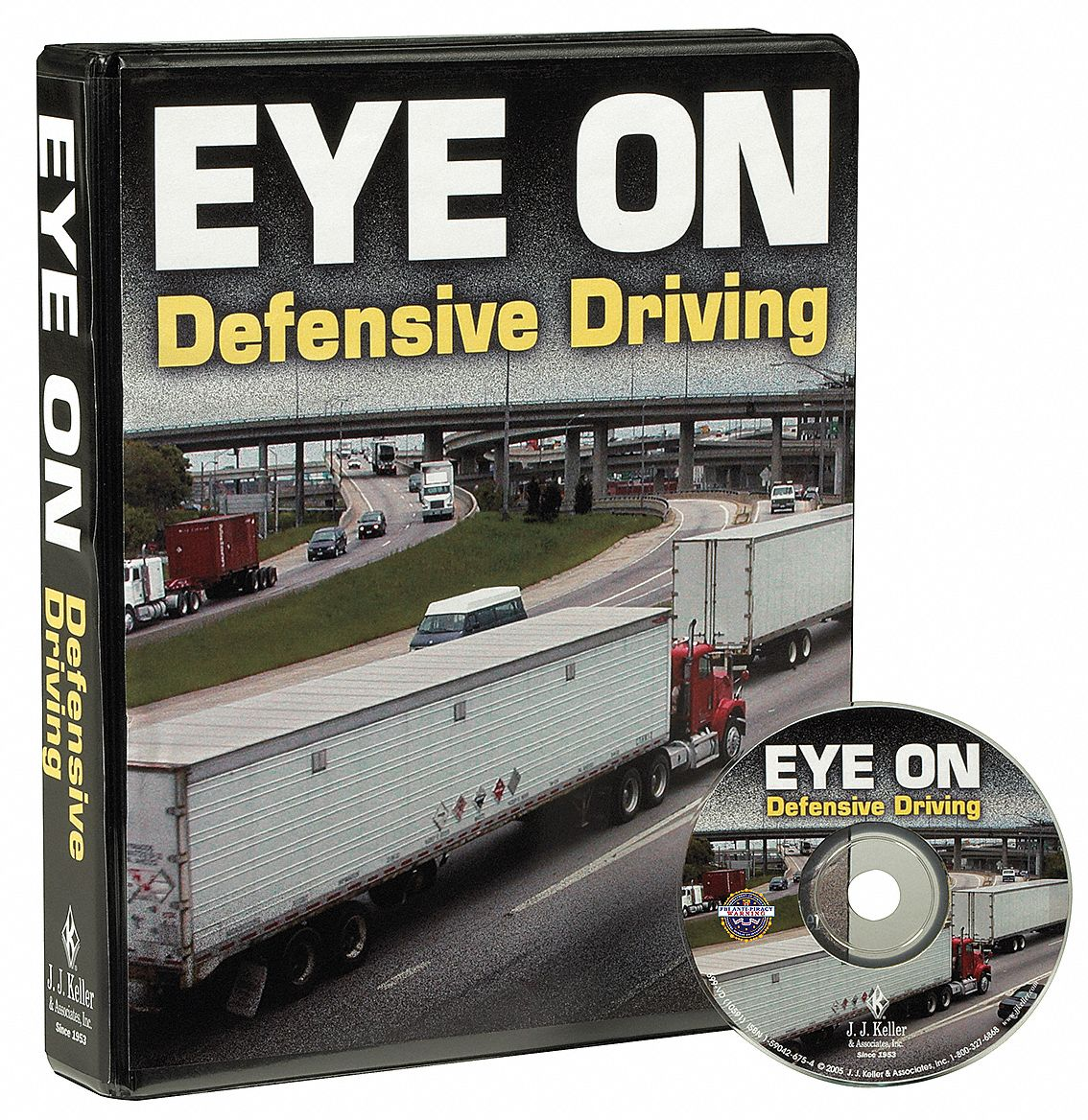 Safety Training Program,  DVD,  Driving Safety,  English,  73 min