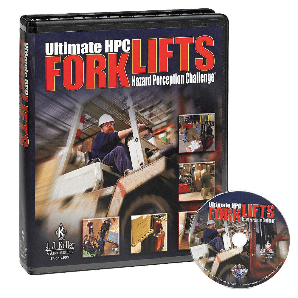 Forklift Safety Training Kits