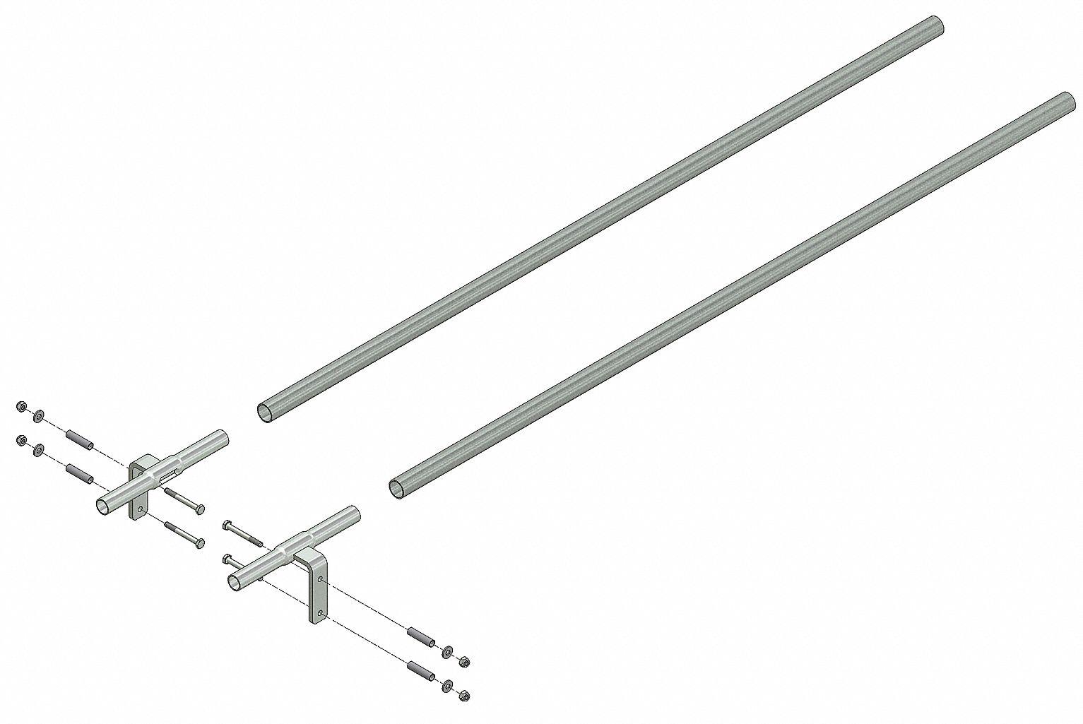 Track Ladder Accessories