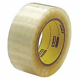 100m x 72mm Polypropylene Packaging Tape, Clear