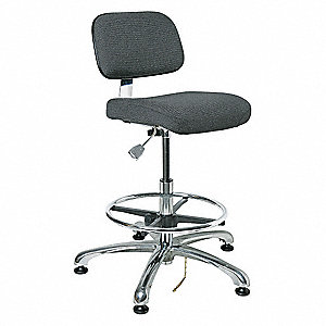 Ergonomic Chair,Fabric,Gray