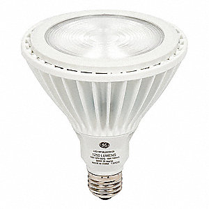 18.0 Watts LED Lamp, PAR38, Medium Screw (E26), 950 Lumens, 3000K Bulb Color Temp.