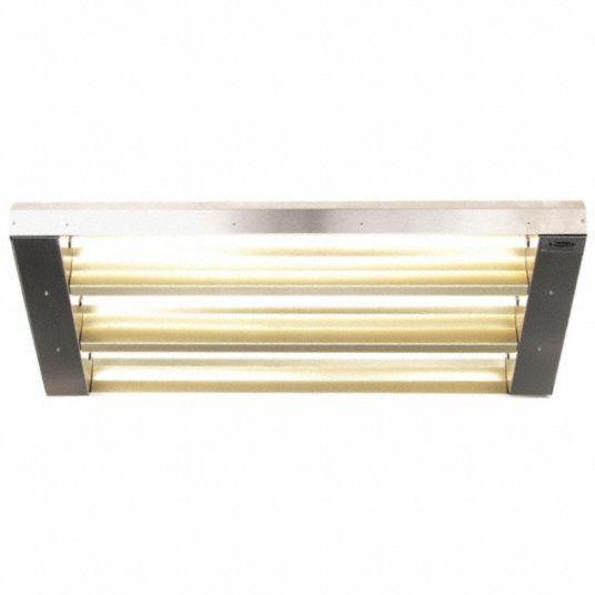 Fostoria Electric Infrared Heater 10, Fostoria Heat Lamps