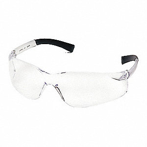 Ztek Anti-Fog, Scratch-Resistant Safety Glasses, Clear Lens Color