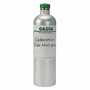 Calibration Gas,34L,500 psi
