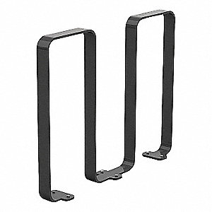 LINGUINI 5 BIKE STEEL BIKE RACK BLK