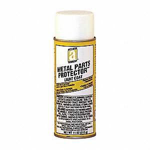 Corrosion Inhibitor, Dry Lubricant Film, 175°F Max. Operating Temp., 16 oz. Aerosol Can