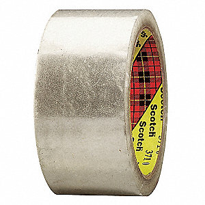 Carton Sealing Tape,Clear,48mm x 50m
