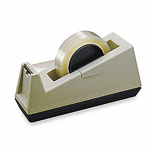 Table Top Dispenser,Tape Width 1In