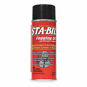Fogging Oil/Cylinder Protector,12 oz