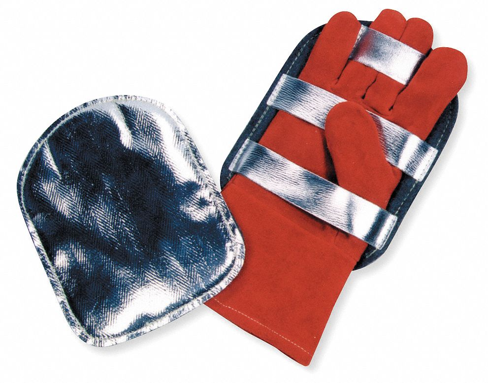 Aluminized Hoods Gloves And Sleeves