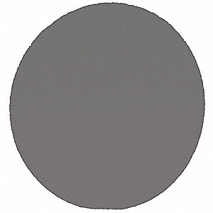 "8"" PSA Sanding Disc, 240 Grit, Very Fine, Coated, No Hole, Silicon Carbide, 431Q, PK500"