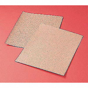 Sanding Sheet,11x9 In,120 G,AlO,PK1000