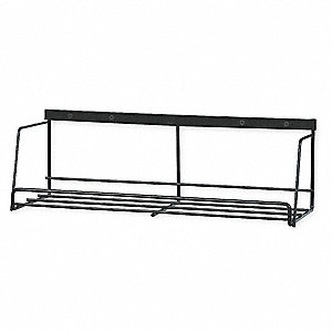 "18"" x 6-1/2"" Wire Shelf&#x3b; For Use With Mfr. No. 23593 and TWIST'N FILL DISPENSER"
