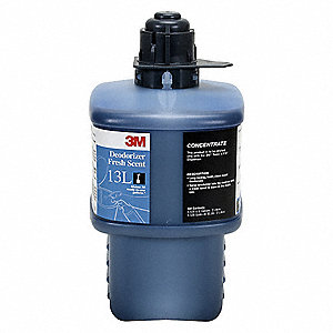 Deodorizer, For Use With 3M  Twist 'n Fill  Chemical Dispenser, 1 EA