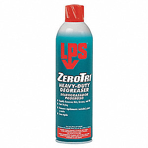 Zero Tri(R),Heavy Duty Degreaser,20 oz.