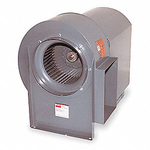 Blower with Drive Package,  Forward Curve,  13-1/2 Wheel Dia. (In.),  208/230-460 Voltage