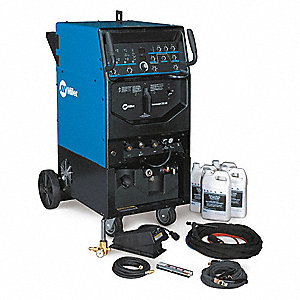 TIG Welder, Syncrowave 250 DX Complete Package Series, Welder Max. Output Amps: 310