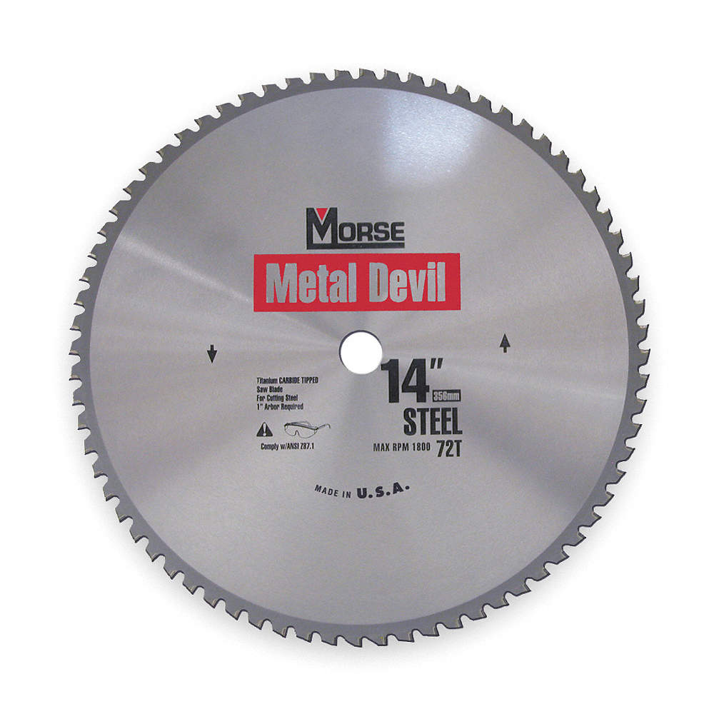 Morse circular saw bldcrbde14 in66 teeth 2cdl7csm1466nsc zoom outreset put photo at full zoom then double click 14 carbide metal cutting circular saw blade greentooth Image collections