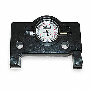 Band Saw Blade Tension Gauge