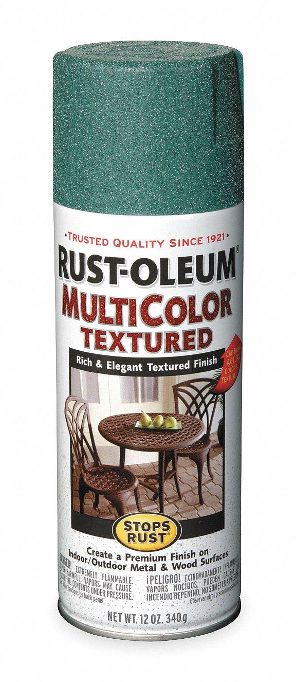 rust-oleum stops rust® textured spray paint in textured