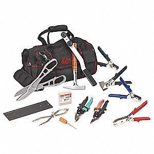 12-PC HVAC Tool Set