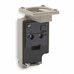 LIMIT SWITCH BOX,SPDT,600VAC,5A