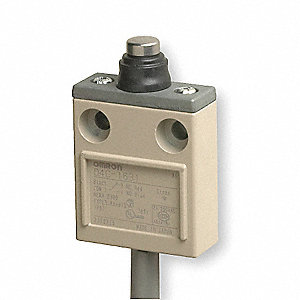 LIMIT SWITCH,SEALED PIN PLUNGER