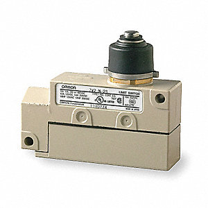 LIMIT SWITCH,SEALED PLUNGER