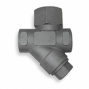 Steam Trap,Stainless Steel,0 to 600 psi