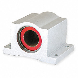Pillow Block,0.500 In Bore,1.690 In L