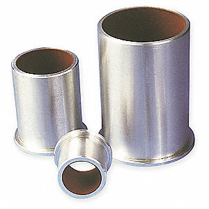 Linear Sleeve Flange Bearing,ID 1/4 In
