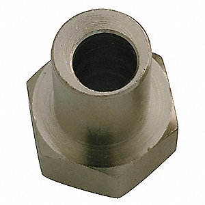 V-Guide Adjustable Bushing,Bore .2500 In