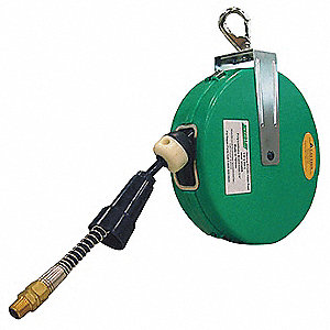 "Hose Reel,1/4"" ID,20 ft,LD,Spring"