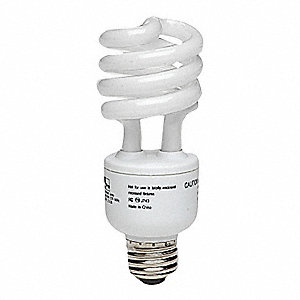 Screw-In CFL,Dimmable,2700K,20W