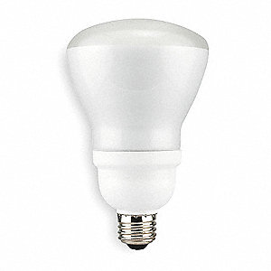 15.0 Watts Screw-In CFL, R30, Medium Screw (E26), 680 Lumens, 2700K Bulb Color Temp.